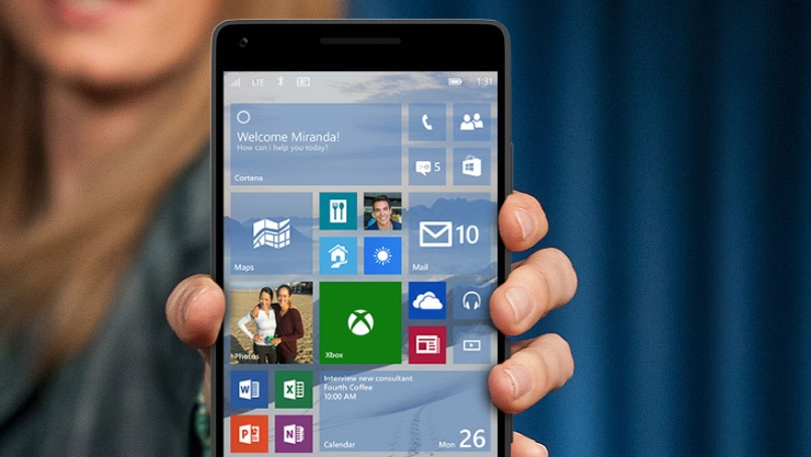 Personalización de Windows 10 Mobile