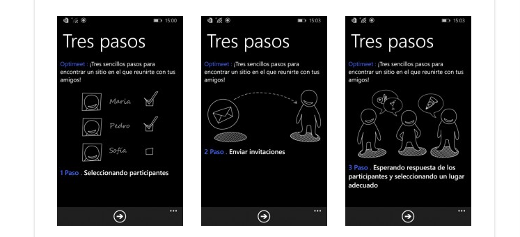 Optimeet gratis para WIndows Phone