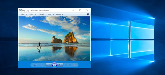 Cambiar el visor de imagenes de Windows 10