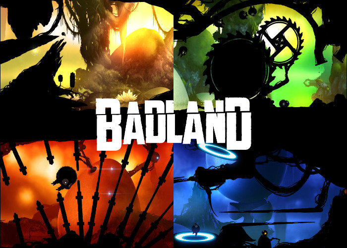 BADLAND gratis para Windows Phone
