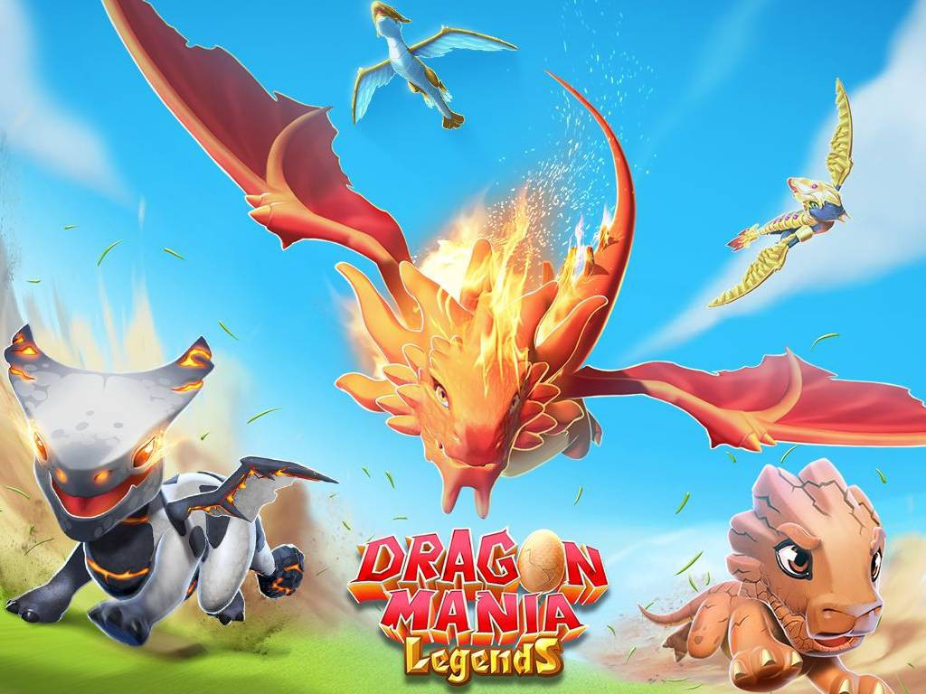 Dragon Mania Legends para Nokia Lumia