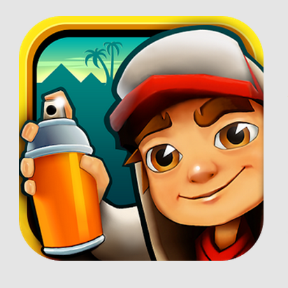 Subway Surfers gratis para Windows 10 Mobile