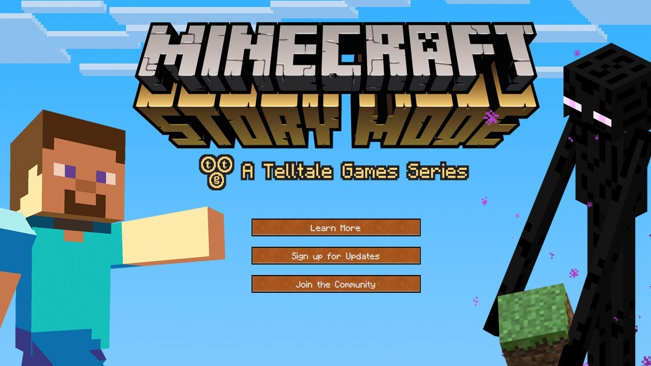 Minecraft Story Mode gratis